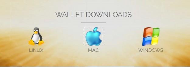 cara download latium wallet