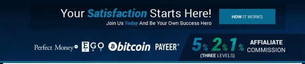 pembayaran satis5 bisa dengan bitcoin, payeer, perfect money dan egopay