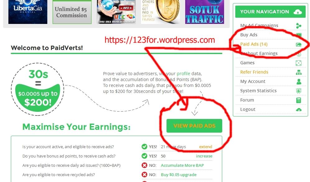 cara cari uang online berdagang di forex
