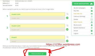 cara mudah mencari uang secara online di internet