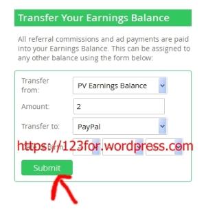 cari uang dengan paidvert di internet